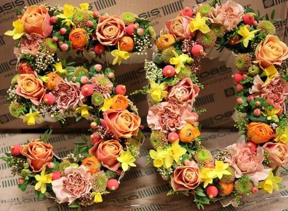 Smithers-Oasis BeNeLux viert haar 50e verjaardag!
