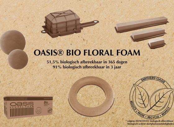 OASIS® BIO FLORAL FOAM