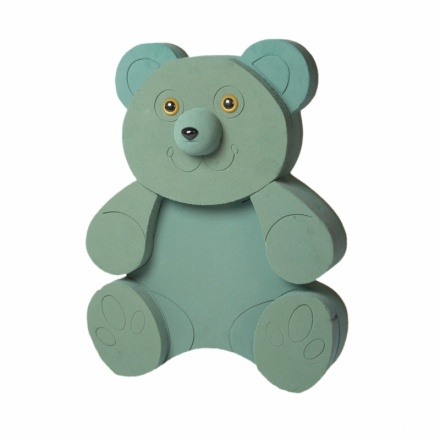 OASIS® FOAM FRAMES® Teddy bear