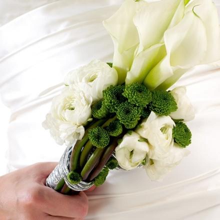 Bouquet de mariée Chrystal blush