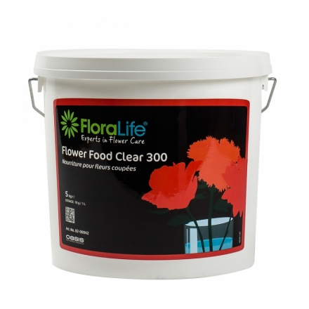 Floralife® Flower Food CLEAR 300