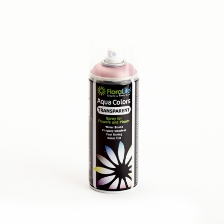 Floralife® Aqua Color Spray Transparent