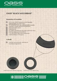 OASIS® BLACK NAYLORBASE®
